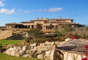 2-storey golf villa